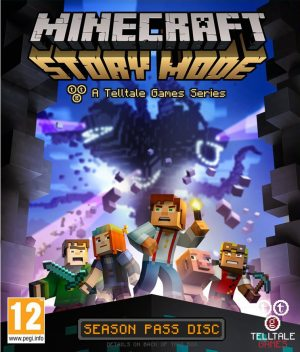 Minecraft Story Mode Episode 1-8 ������� �������