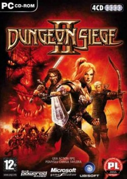 Dungeon Siege 2 (2005)