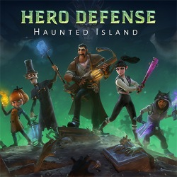 Hero Defense - Haunted Island ������� �������