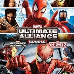 Marvel: Ultimate Alliance Bundle скачать торрент