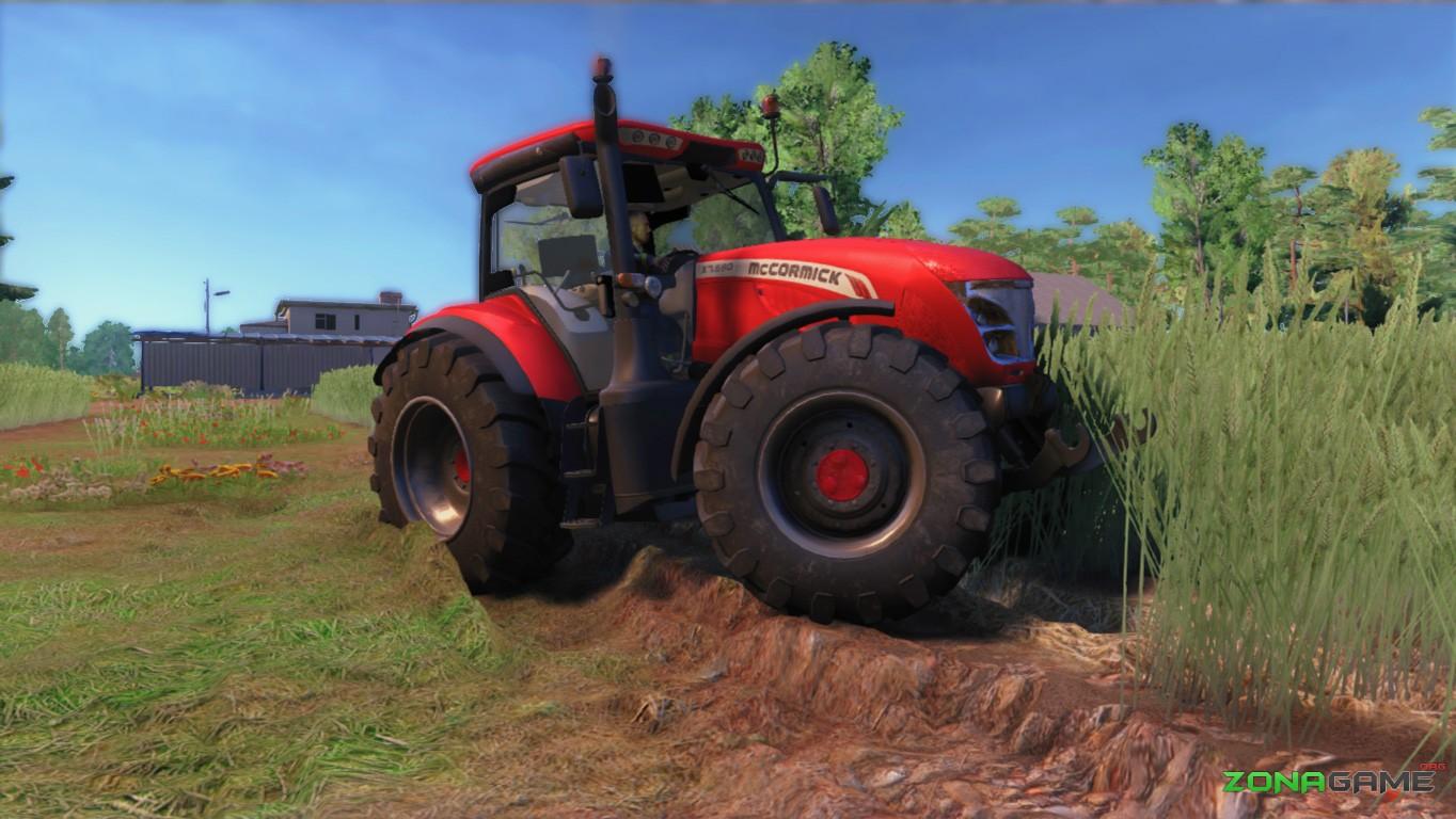 Farming Simulator 2017 Торрент