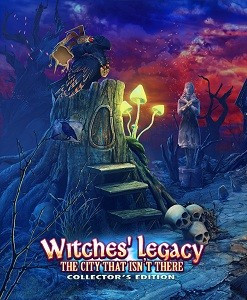 Witches' Legacy 9: The City That Isn't There Collector's Edition скачать торрент
