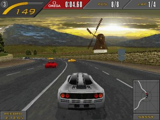 игра Need for Speed торрент