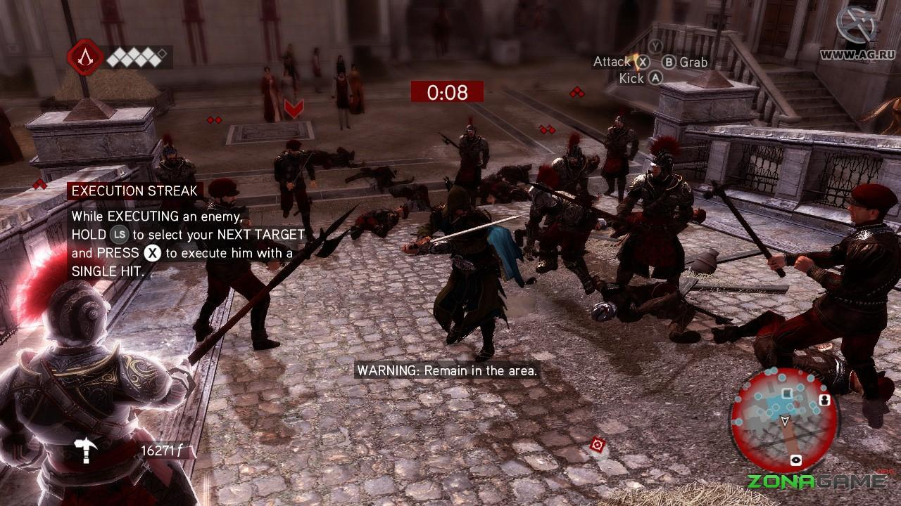игра assassins creed brotherhood скачать