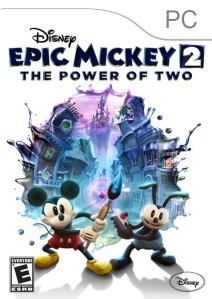 Disney Epic Mickey: Две легенды (2013)