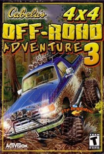 Cabela's 4x4 Off-Road Adventure 3 скачать торрент