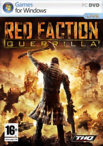 Red Faction: Guerrilla (2009) [RUS]