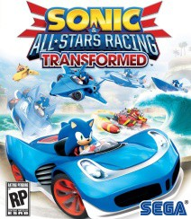 Sonic & All-Stars Racing Transformed (2013) [ENG]