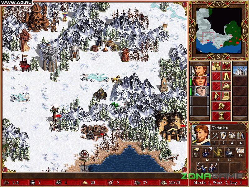 Вышла horn of the abyss версии 1. 2 — герои меча и магии iii.