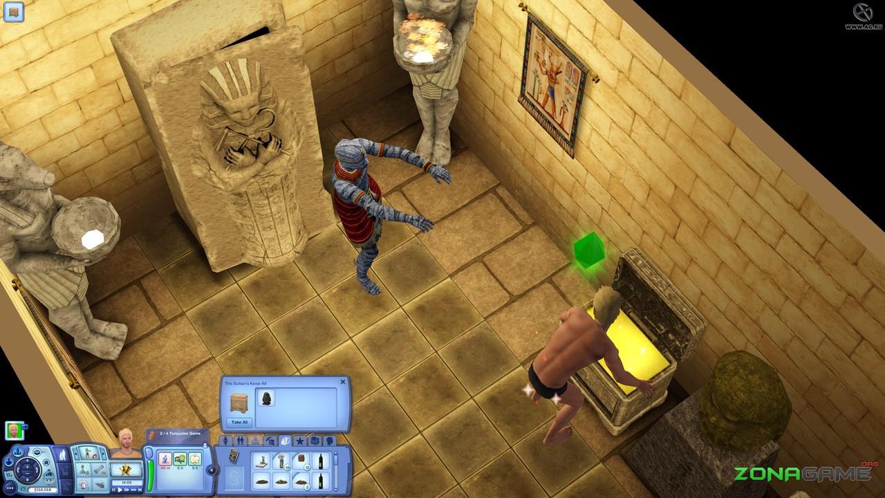 The sims 3: мир приключений (2009) скачать торрент бесплатно.