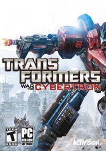 Transformers: War for Cybertron скачать торрент