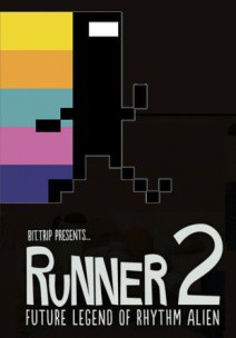 Bit.Trip Presents: Runner 2 Future Legend of Rhythm Alien (2013)