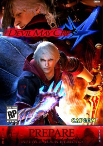 Devil May Cry 4: Refrain (2008)