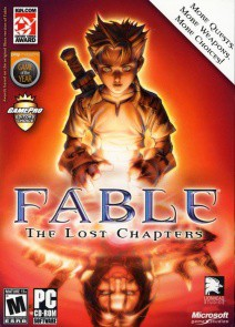Fable The Lost Chapters скачать торрент