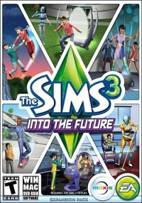 The Sims 3: Into the Future скачать торрент