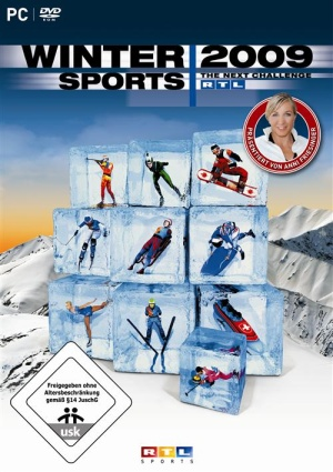 RTL Winter Sports 2009: The Next Challenge скачать торрент