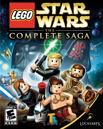 LEGO Star Wars: The Complete Saga скачать торрент
