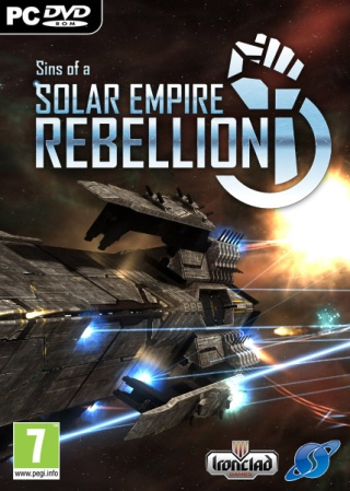 Sins of a Solar Empire: Rebellion (2012)