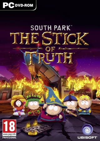 South Park: The Stick of Truth скачать торрент