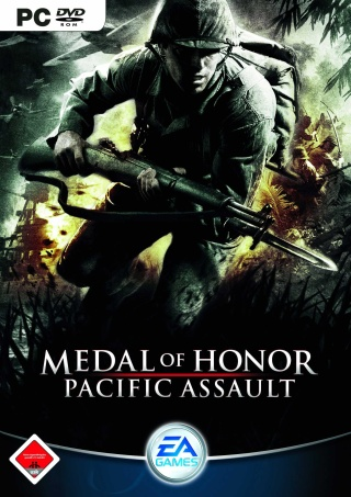 Medal of Honor: Pacific Assault (2004)