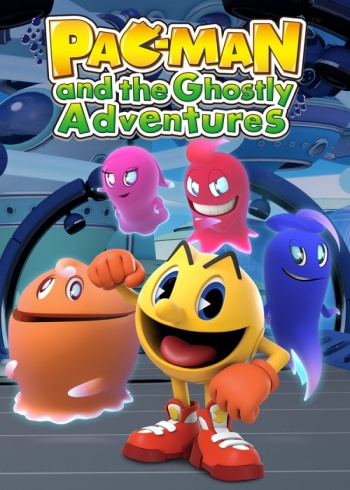 Pac-Man and the Ghostly Adventures скачать торрент