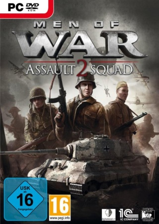 Men of War Assault Squad 2 (В тылу врага Штурм 2)