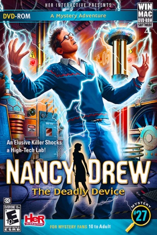 Nancy Drew: The Deadly Device (2012)