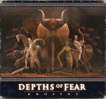 Depths of Fear: Knossos (2014)