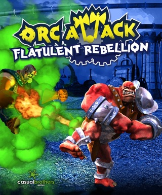 Orc Attack: Flatulent Rebellion скачать торрент