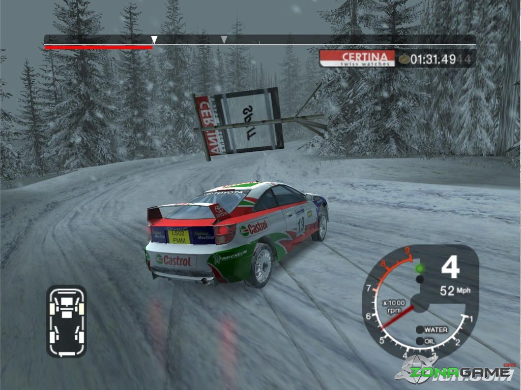 Colin mcrae rally remastered (2014) скачать через торрент игру.