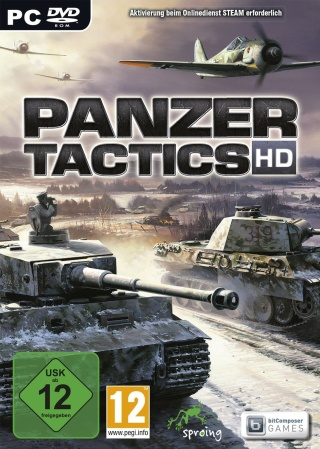 Panzer Tactics HD (2014)