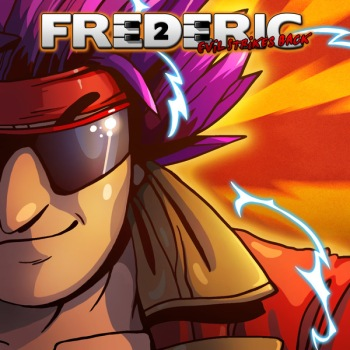 Frederic: Evil Strikes Back (2014)