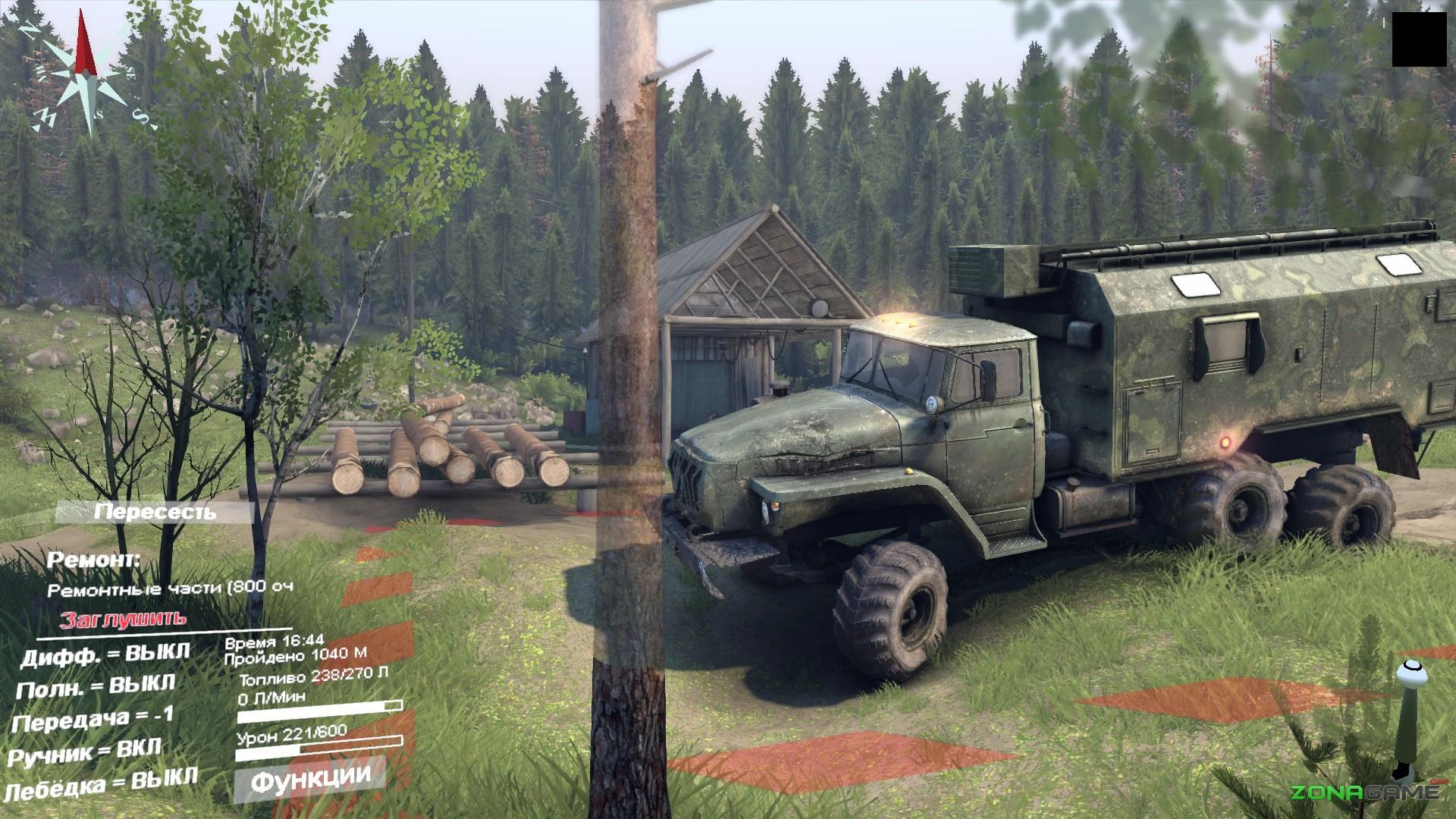 Скачать игру Spin Tires 2012 через торрент на русском