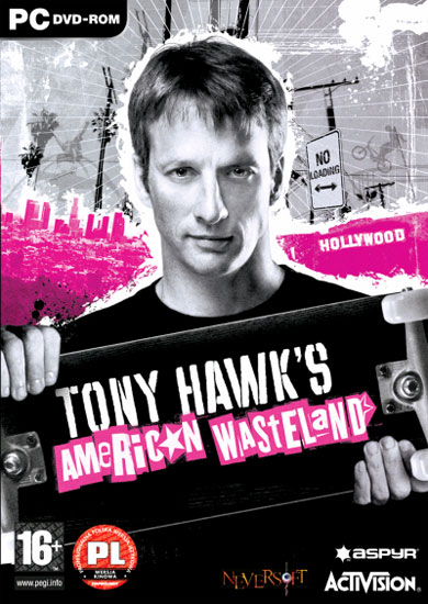 Tony Hawk's American Wasteland (2006)