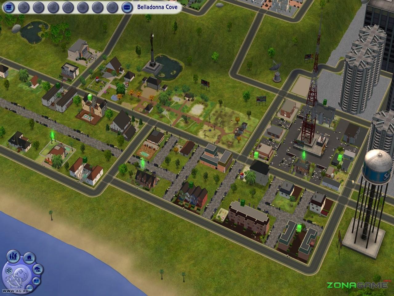 Sims 2 Castaway Stories скачать торрент