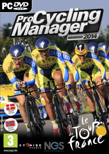 Pro Cycling Manager 2014 (2014)