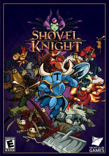Shovel Knight (2014)