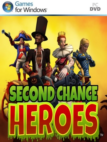Second Chance Heroes (2014)