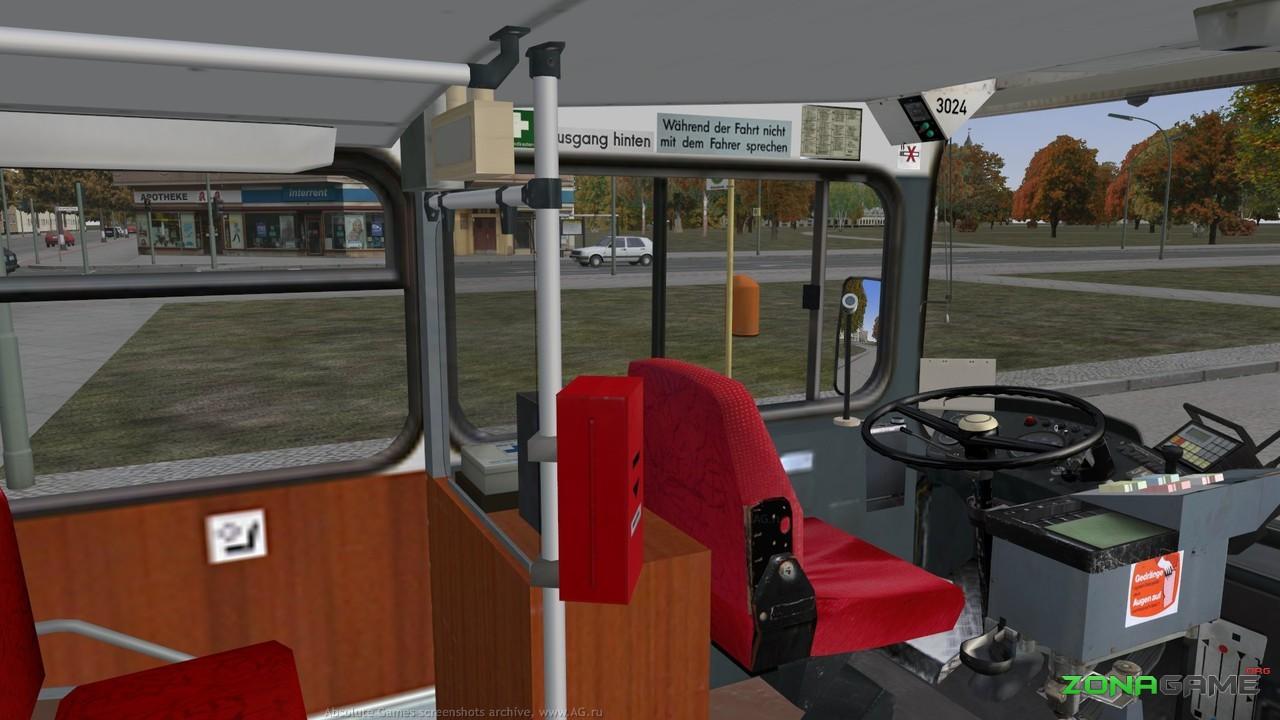 Скачать игру автобусный симулятор через торрент