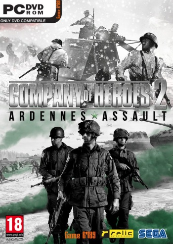 Company of Heroes 2: Ardennes Assault скачать торрент