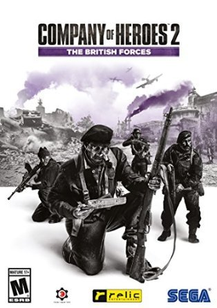 Company of Heroes 2 The British Forces скачать торрент