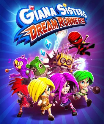 Giana Sisters: Dream Runners (2015)