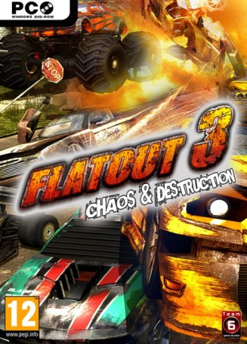 FlatOut 3: Chaos and Destruction (2011)