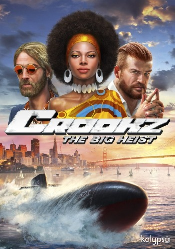 Crookz: The Big Heist (2015)