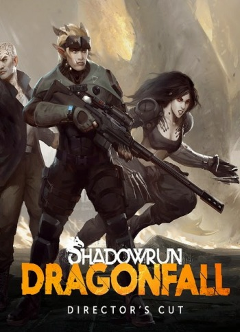 Shadowrun: Dragonfall - Director's Cut (2014)