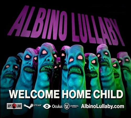 Albino Lullaby: Episode 1 (2015)