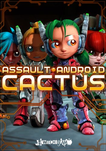 Assault Android Cactus (2015)