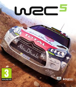 WRC 5 FIA World Rally Championship (2015)