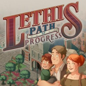Lethis - Path of Progress (2015)