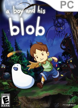 A Boy and His Blob (2016)